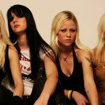 Crucified Barbara: Ser uma banda formada por meninas nunca atrapalhou a carreira