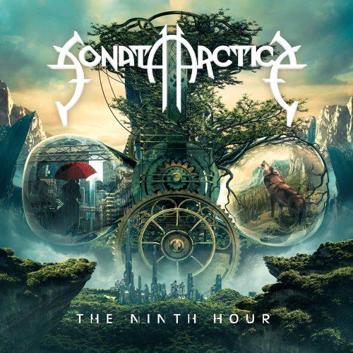 Capa do disco Ninth Hour, da banda finlandesa Sonata Arctica