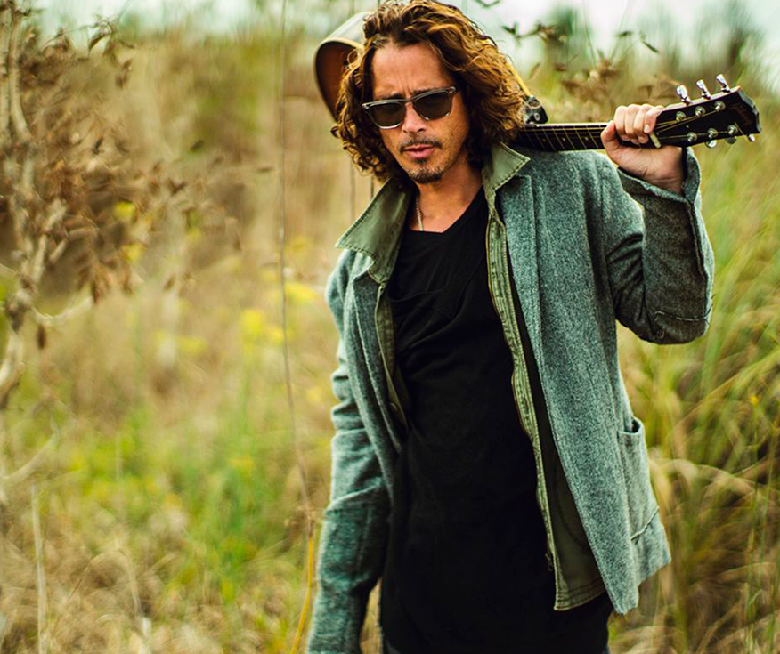 Foto promocional de Chris Cornell