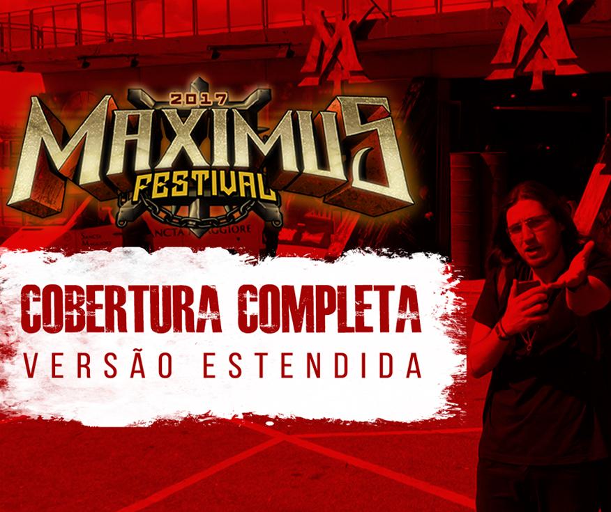 Maximus Festival Versão Estendida