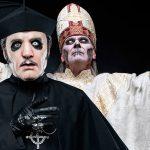 Novos shows do Ghost terão backing vocals (e muito mais)