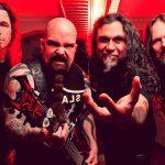 Slayer poderia sair da aposentadoria para o Big Four?